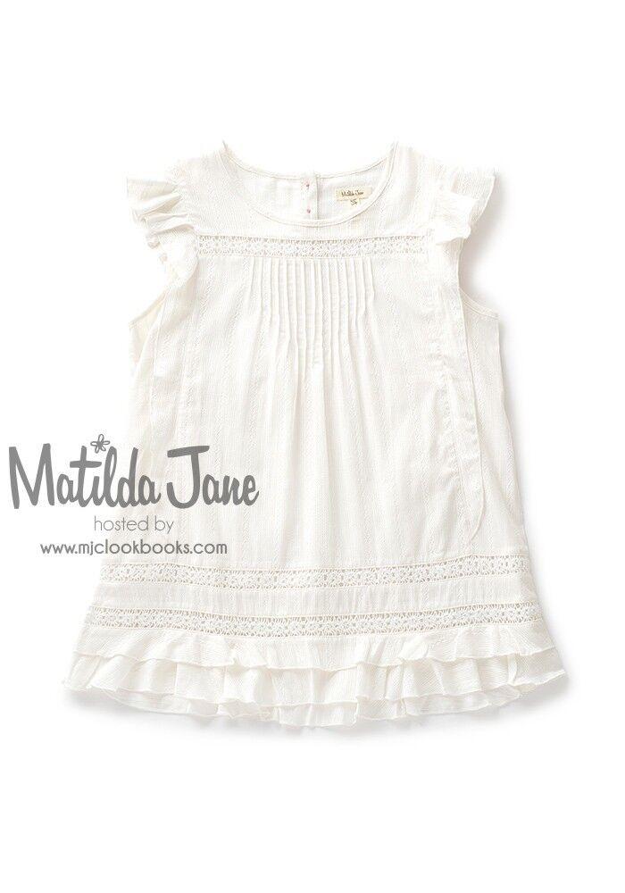 NEW Womens Matilda Jane Jane Jane adventure begins Morning Dew Top  Size XL X Large NWT 43f42e