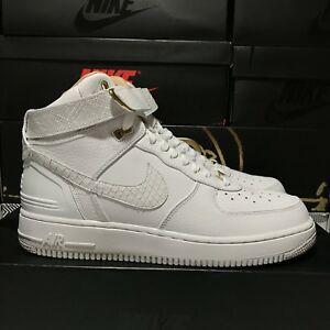About Don C Force 1 High Air Size 11 White Nike Leather 100 Details Ao1074 Gold Just MGUpqzVS