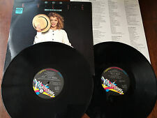 KYLIE MINOGUE - The Kylie Collection. RARE Australian Double LP + POSTER - PROMO
