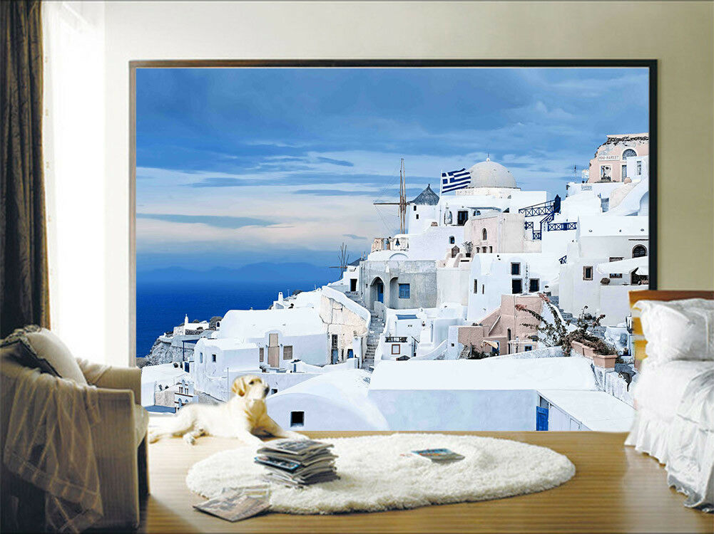 Loyal Pulpy Snow 3D Full Wall Mural Photo Wallpaper Printing Home Kids Decor