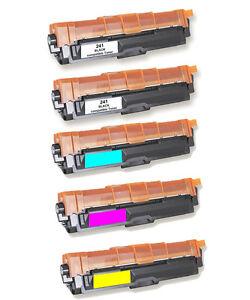 5-toner-Compatible-XL-para-tn-241-tn-245-mfc-9130-mfc-9130cw-mfc-9140cdn