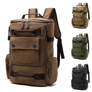 Men-039-s-Outdoor-Hiking-Camping-Bags-Military-Tactical-Travel-Waterproof-Backpack