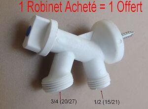 Robinet applique machine laver lave linge vaisselle - Adaptateur robinet machine a laver ...