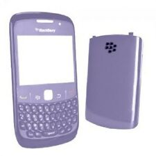 BlackBerry Curve 8520 Housing Cover Key Keypad Lens Screen - Light Purple (OEM)