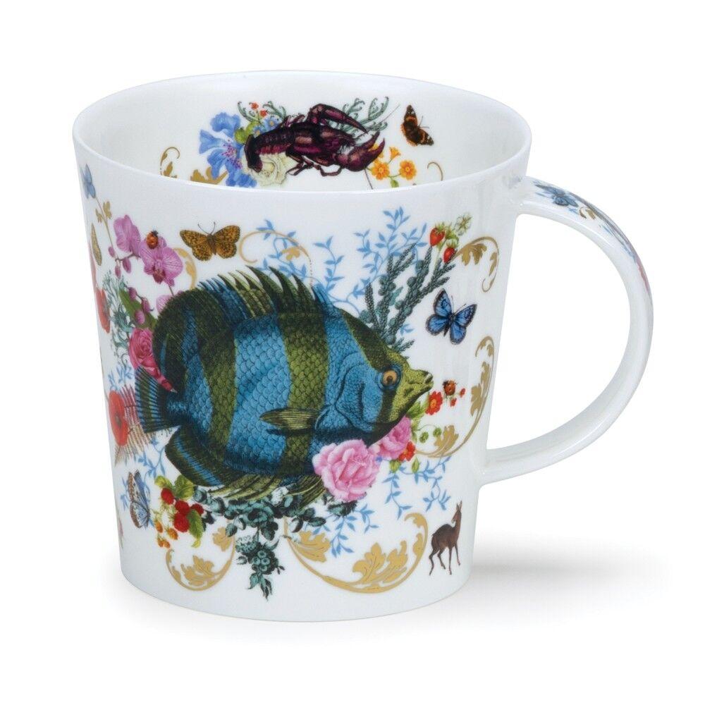 Dunoon Swoosh Jumbo 0,48l Teetasse Mug Kaffeebecher Cairngorm
