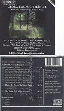 CD--HÖGMAN,CHRISTINA UND HÄNDEL,GEORG FRIEDRICH--VOKALE UND INSTRUMENTALE KAMMER