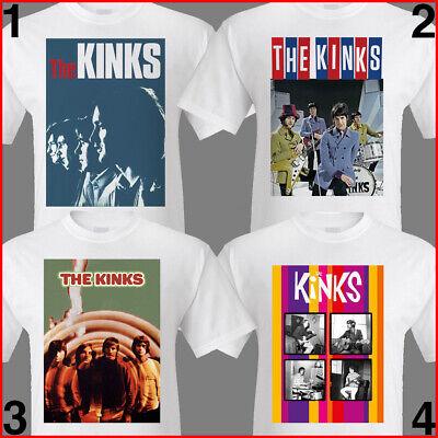 Ray Davies//1960s//mod//sixties//britpop THE KINKS TShirt S 3XL poster prints