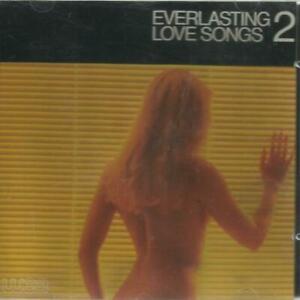 二手 1987年 CD冇花 澳洲 DISTRONICS版 EVERLASTING LOVE SONGS 2 Lobo Eagles Linda Ronstadt