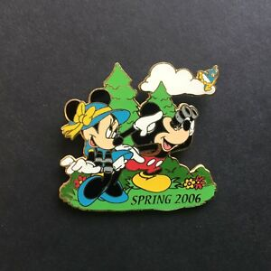 WDW-Spring-2006-Mickey-and-Minnie-Mouse-LE-1000-Disney-Pin-46961