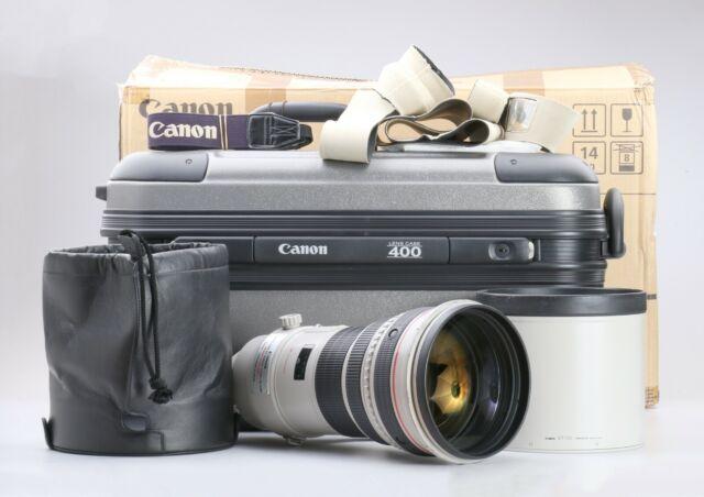 Canon EF 400 mm 2.8 L IS USM + Sehr Gut (UX1131) (228041)