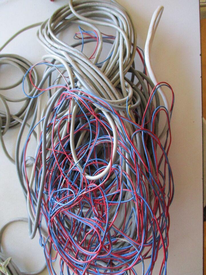 Telefon, ledning, telefonforlængerledning