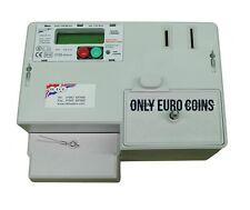RDL M101E doble moneda EURO € 1 y € 2 digital prepago Eléctrico Medidor euro 100AMP