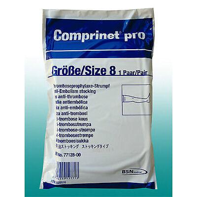 Comprinet Pro Anti-Thrombose Strümpfe , Größe 8 - Oberschenkellang (1 Paar)
