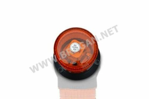 Amber LED Strobe Flashing Beacon Breakdown Lorry Recovery Truck Forklift Lamps