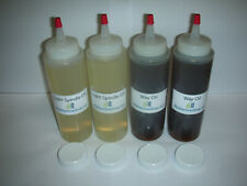 New South Bend Logan Lathe Oil Combo Set Spindle And Way Oil 4 New 8oz Bottles