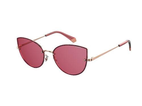 Polaroid Occhiali da Sole PLD 4092//S  EYR//0F Oro rosa Polarizzati
