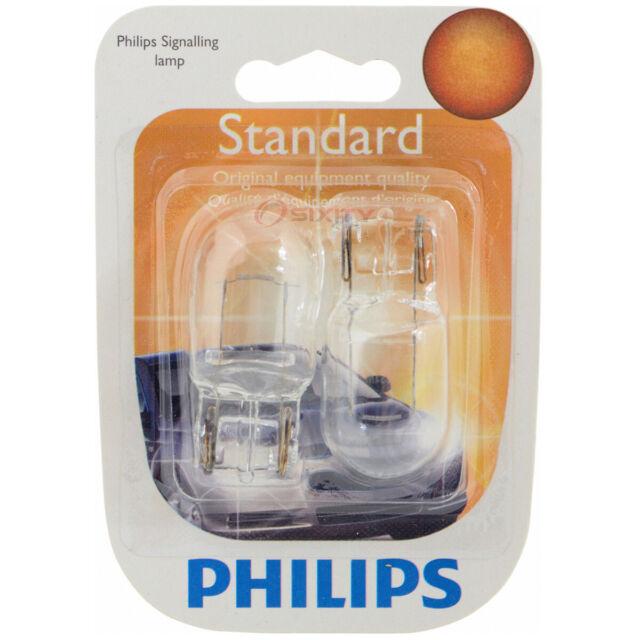 Philips Rear Turn Signal Light Bulb For Acura RL MDX ILX