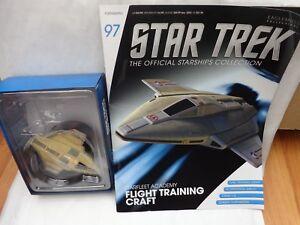 Star-Trek-Eaglemoss-Ufficiale-Starships-Collezione-97-Volo-Addestramento-Craft