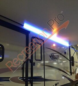Image Is Loading RecPro RV 16 039 WHITE LED Awning Party