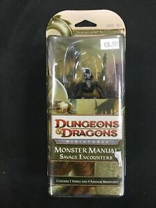 D-amp-D-Savage-Encounters-Booster-Drider-Fanglord-Factory-Sealed-w-4-addt-039-l-minis