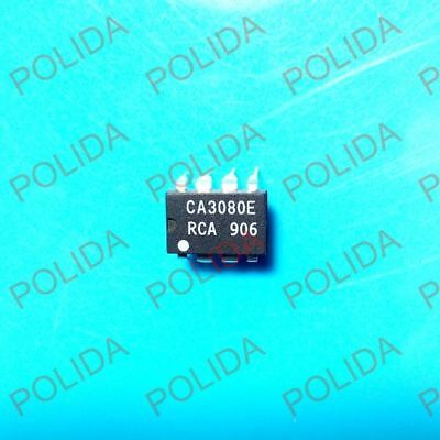 1PCS  OP AMP IC HARRIS DIP-8 CA3080EX CA3080 100/% Genuine Original