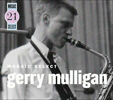 GERRY MULLIGAN-MOSAIC SELECT 021-SEALED 3-CD SET
