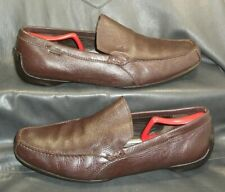 Men/'s Shoes Lacoste Concours 118 Leather Loafer CAM0118013 TAN *New*
