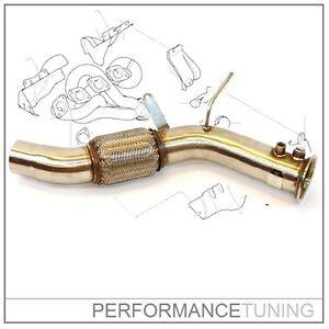 Downpipe-Decata-INOX-3-034-76MM-BMW-Serie-5-F07-F10-F11-525d-530d-535d-N57