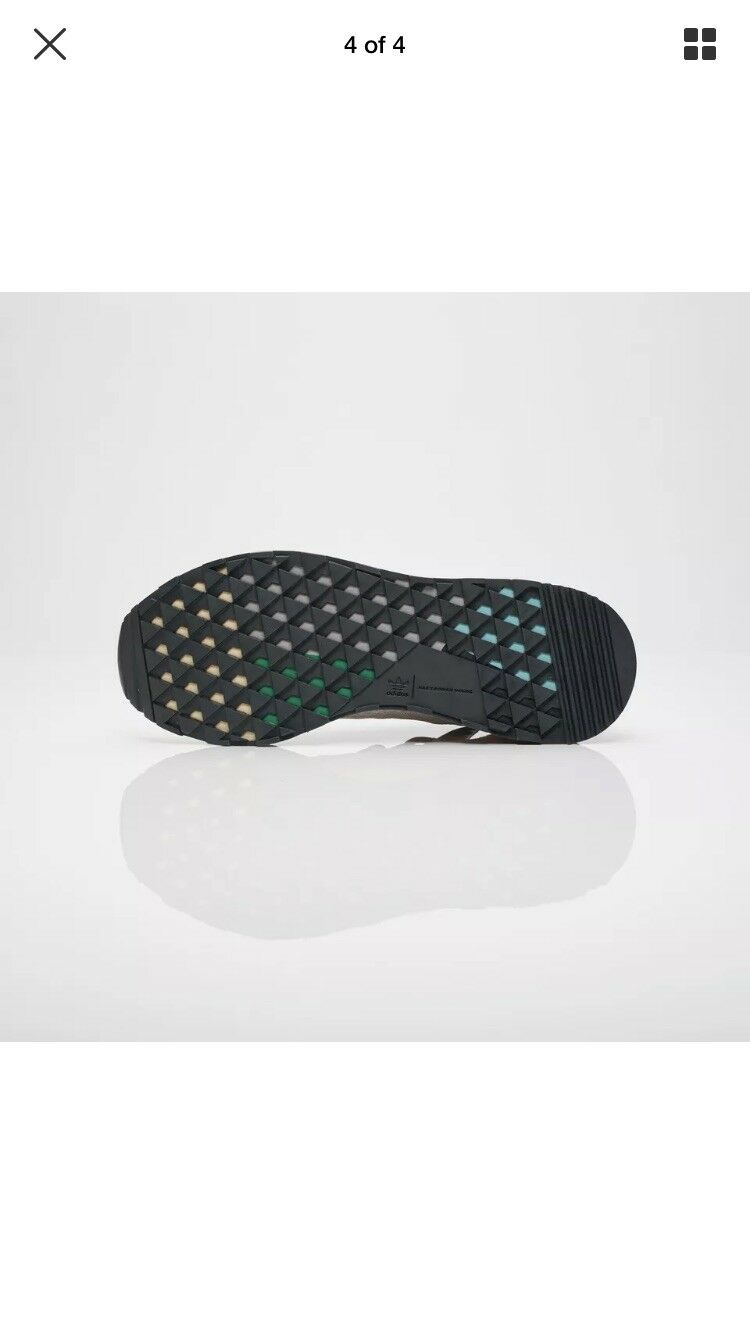 Adidas originali originali originali da ah corri scarpe   & 9   grigio   nucleo nero   arancia | Forma elegante  | Uomo/Donne Scarpa  09242e