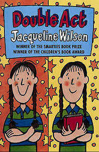 Double-Act-Wilson-Jacqueline-Very-Good-Book