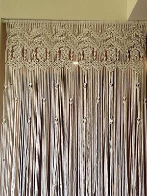 Genteel Quality Home Decorative Christmas Dream Macrame wall Hanging