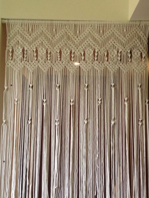 Genteel Quality Home Decorative 100% Cotton Macrame wall Hanging