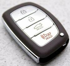 Oem Hyundai Elantra Smart Key Fob Keyless Remote Sy5mdfna433 For Sale Online Ebay