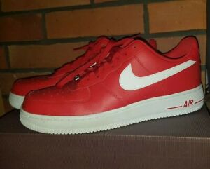 nike air force one low rot