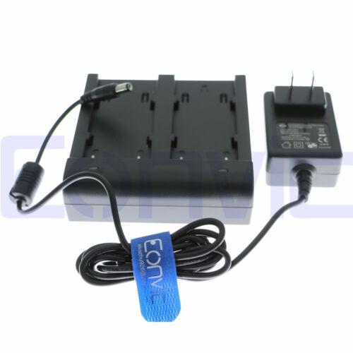 Trimble 54344 Batería Cargador 5700 5800 R8 R7 TSC1 GPS GNSS BC-30D