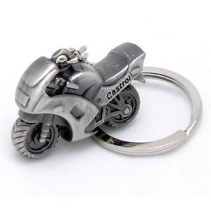Metal-Motorcycle-Key-Ring-Keychain-Creative-Gift-Sports-Keyring-New-Hot