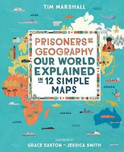 Prisoners-of-Geography-by-Tim-Marshall-Hardback-NEW-Book