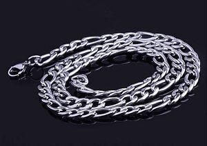316L Stainless Steel Cuban Curb Waist Chain Mens Biker Punk Wallet Chain 5D005WC