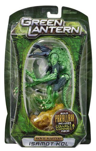 Green Lantern Movie Masters Isamot Kol Action Figure ~ NEW IN BOX ~ FREE US SHIP