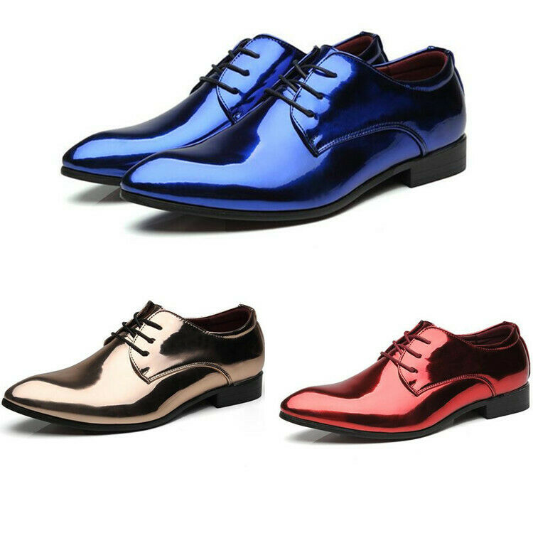 Fashion Mens Pointed Toe Cross Strappy Slip Resistant Party Barber British shoes
