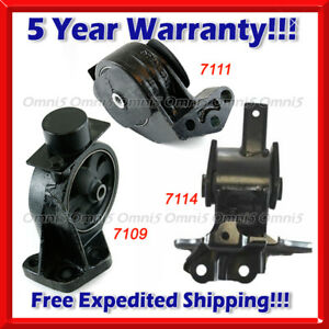 For Hyundai XG300 3.0L XG350 Kia Amanti 3.5L 7114 Engine Motor Mount Front