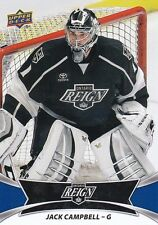 JACK CAMPBELL 2016-17 16-17 UPPER DECK AHL BASE #77 ONTARIO REIGN