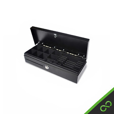 FT-460 High quality flip top lid cash drawer (6 note / 8 coin - for till/EPOS)