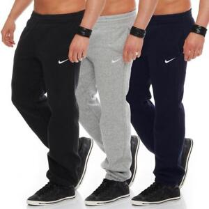 8a0175fc423b New Men s Nike Club Fleece Joggers Tracksuit Bottoms Track Sweat ...