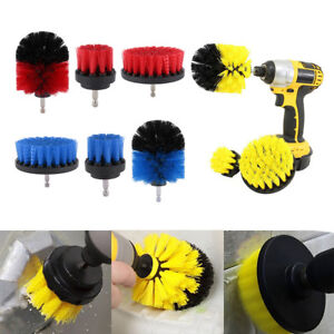 1-3-Pcs-drill-brush-for-Car-Carpet-wall-and-Tile-cleaning-2-3-5-4-inch-Duty-NEW