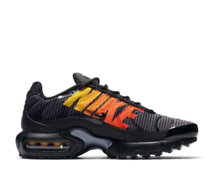 nike air max plus tn schwarz yellow