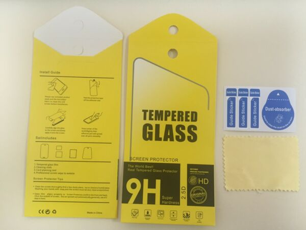 3 of Tempered Glass Screen Protector for iPhone 6, 7 or 8