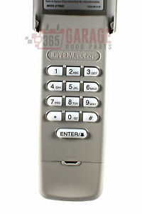 Image Is Loading 877max Liftmaster Keyless Entry Keypad 377lm 977lm Compatible
