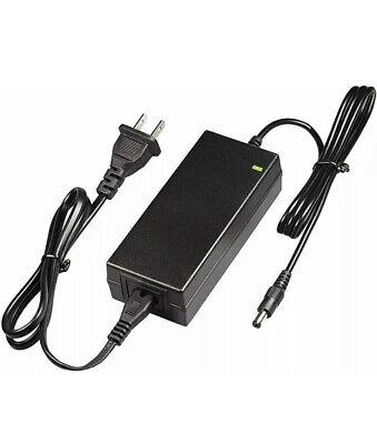 Mouow 42V 2A DC Power Adapter for 36V Lithium Li-ion Bike Battery Pack 5.5mm