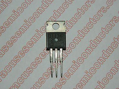 2SD1136 HITACHI Transistor TO-220 D1136